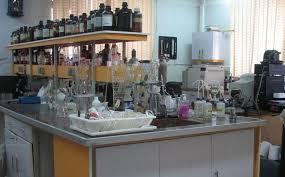 پاورپوینت دستور کار آزمایش های آزمايشگاه شيمی معدنی 1