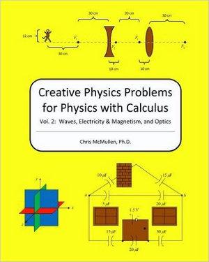 کتاب حل مسائل خلاقانه فیزیک کریس مک مولن جلد2