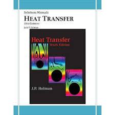 دانلود کتاب انتقال حرارت هولمنHeat Transfer Holman