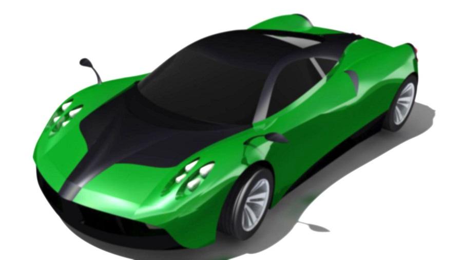 طراحی اتومبیل در نرم افزار کتیا