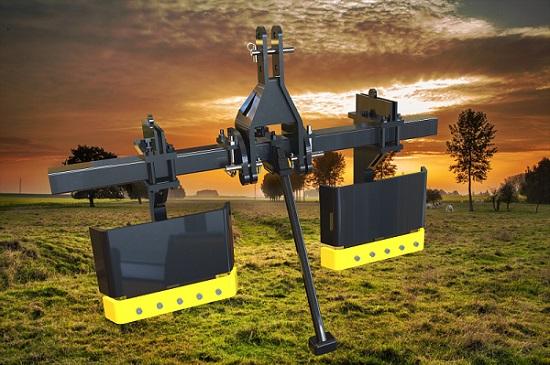 مدل آماده سه بعدی ابزار الات کشاورزی ، در نرم افزار کتیا