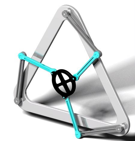 شبیه سازی ، طرح ریزی سه درجه آزادی موازی در نرم افزار کتیا