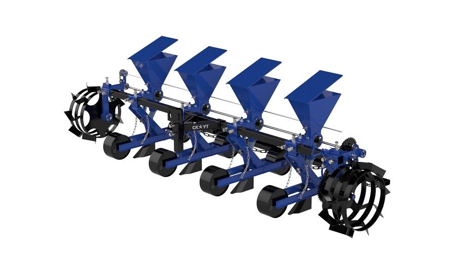 طراحی و شبیه سازی دستگاه کاشت بذر، در نرم افزار سالیدورک