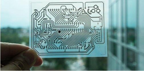 فیلم آموزشی ساخت مدار چاپی الکترونیک به مدت 21 دقیقه با فرمت mp4