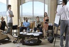 تحقیق آماده چگونگی ارتباطات در داخل سازمانها و مشاوره مدیریت با کارکنان