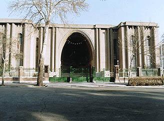 پاورپوینت آماده آشنایی با تاریخ معماری تزئینی دوره پهلوی