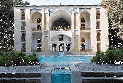 پاورپوینت آماده معماری اسلامی باغ فین کاشان