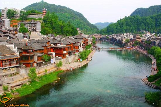 پاورپوینت آماده مقایسه روستاها در چین و ایران