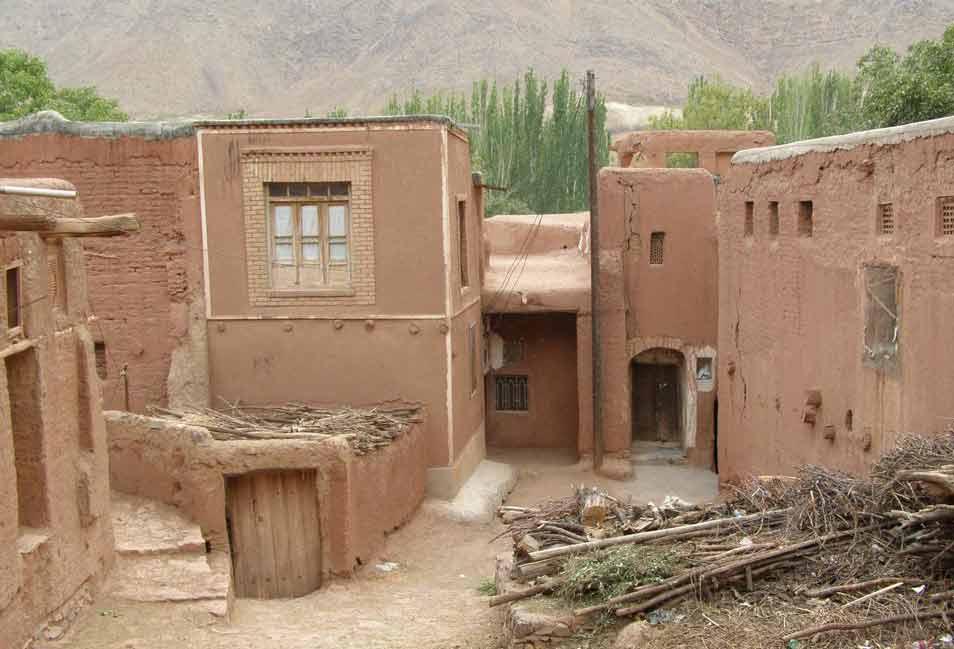 پروژه تحقیقاتی آمار دبیرستان با موضوع بررسی جمعیت یک روستا