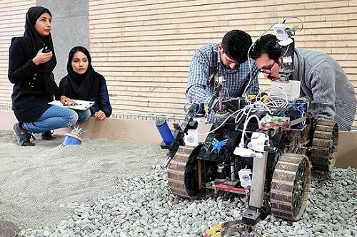گزارش کارآموزی شرکت توسعه فناوری رباتیک پاسارگاد