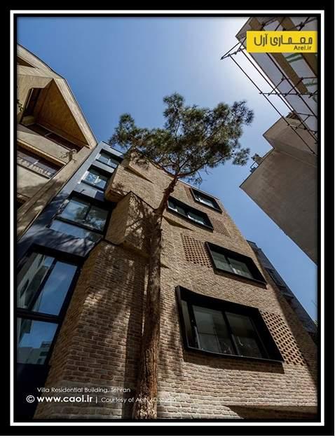 پاورپوینت بررسی ساختمان مسکونی ویلا،رتبه اول جایزه معماری ۹۴ - نمونه مشابه مسکونی