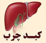 پاورپوینت اطلاعاتی درباره بیماری کبد چرب - روش های تشخیص و درمان