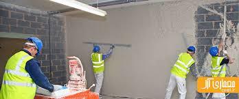 دانلود پاورپوینت اندودکاری در ساختمان (اندودهای گچ- اندودهای سیمان) در 62 اسلاید کاربردی و کاملا قابل ویرایش