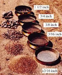 دانلود پاورپوینت آزمایشگاه تکنولوژی بتن - آزمایش دانه بندی شن