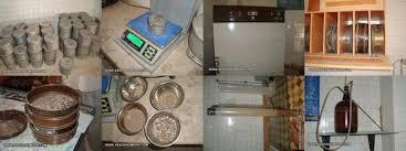 دانلود پاورپوینت آزمایشگاه مکانیک خاک  - آزمایش: تعیین درصد رطوبت طبیعی خاک