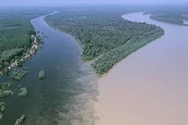 "دانلود پاورپوینت  لاتین  اتصال یا تلاقی  رودخانه ها  ""River Confluences"""