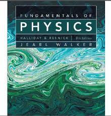 """دانلود حل المسایل کامل کتاب   """" فیزیک هالیدی  و رزنیک  """"  به زبان اصلی به صورت فایل pdf در 1642 صفحه و 44 فصل ویرایش نهم"""