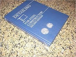 دانلود کتاب مرجع لاتین  Detailing for Steel Costruction  به صورت PDF در 315 صفحه