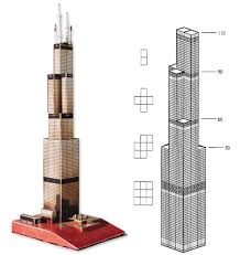دانلود آشنایی با سیستم های سازه ای ساختمان های بلند(ساختمان بلند مرتبه) به  صورت فایل  pdf در 82 صفحه