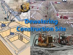"""دانلود کتاب مرجع و لاتین """" Construction Dewatering""""  نویسنده:J . PATRICK  POWERS. P. E به صورت pdf در524 صفحه و 27 فصل"""