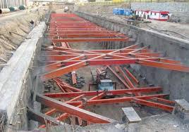 دانلود پاورپوینت گودبرداری  و سازه های نگهبان در 38 اسلاید