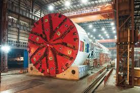 دانلود پاورپوینت   دستگاه های حفر تونل TBM در 13اسلاید کاربردی