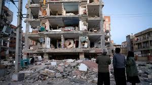 دانلود پاورپوینت  زمین شناسی - زلزله در ایران  در 29 اسلاید