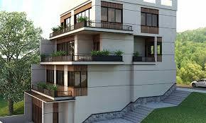 دانلودپاورپوینت انواع نمای بیرونی ساختمان