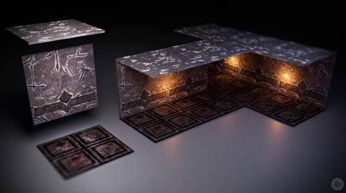 Creating_Modular_Game_Assets_in_Maya