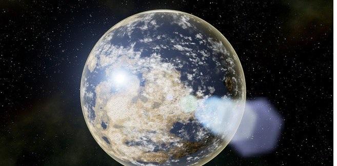 Unreal Engine 4 Marketplace – Planetarium Planet Blueprint