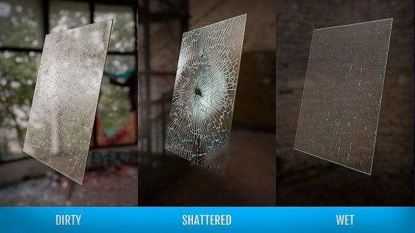 Advanced Glass Material Pack