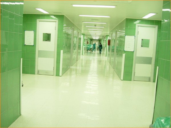 پاورپوینت بیمارستان میلاد