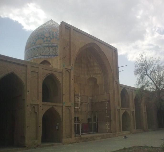 پاورپوینت مسجد جامع ساوه