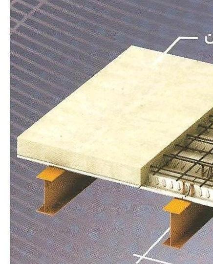 پاورپوینت سیستم سقف های سبک با قالب های باربر