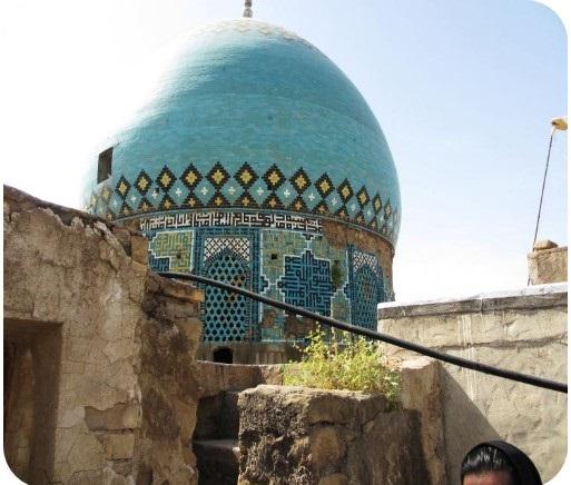 دانلود فایل معماری درباره امامزاده محمد بازار شوشتر فرمت پاورپوینت
