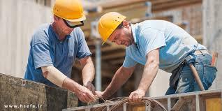 پاورپوینت ایمنی کارگاه های در ساختمان ها