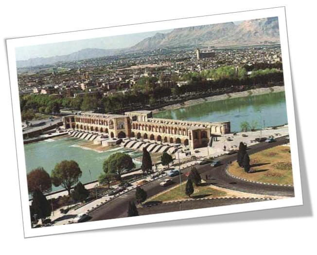 پاورپوینت آشنایی با پل و پلبندهای قدیمی ایران