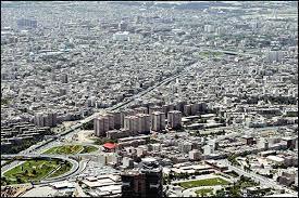 پاورپوینت تحلیل فضا های شهری(تراکم)