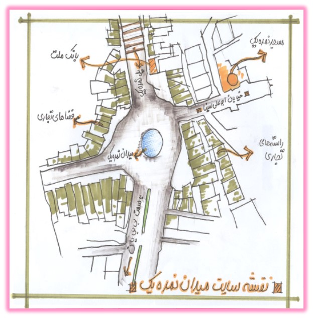 پاورپوینت تحلیل میدان نمره یک شهرستان مسجدسلیمان