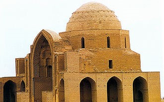 پاورپوینت آشنایی باچهار سبک معماری اسلامی ایران