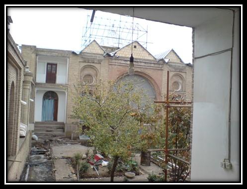 پاورپوینت حسینیه وخانه امینی ها قزوین