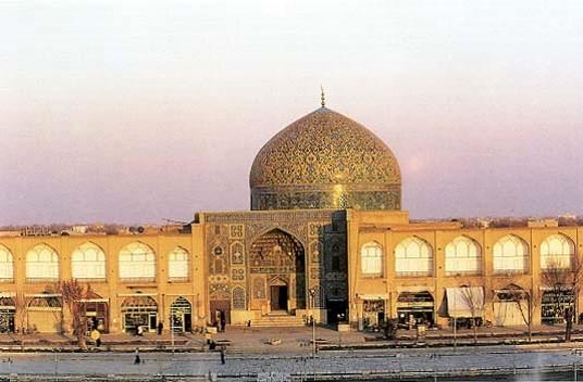 دانلود فایل معماری درباره حکمت هنر اسلامی به صورت پاورپوینت