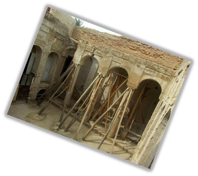 پاورپوینت طرح مرمت عمارت نجف خان بهبهان