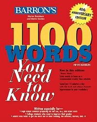 دانلود کلمات کد گذاری شده  لغات 1100 واژه ی ضروری بارونز  به زبان طنز و ساده برای یادگیری بهتر