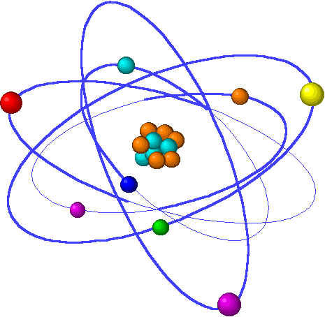 پاورپوینت کامل و جامع با عنوان ساختار اتم و مدل های اتمی در 111 اسلاید