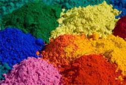 پاورپوینت کامل و جامع با عنوان رنگدانه های معدنی در 53 اسلاید