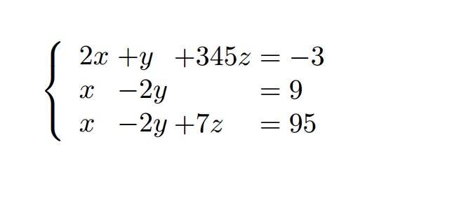 پاورپوینت کامل و جامع با عنوان دستگاه معادلات خطی و توابع خطی در 115 اسلاید