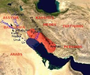 پاورپوینت با عنوان بررسی منابع و مآخذ تاریخ ایران پیش از زمان هخامنشیان در 24 اسلاید