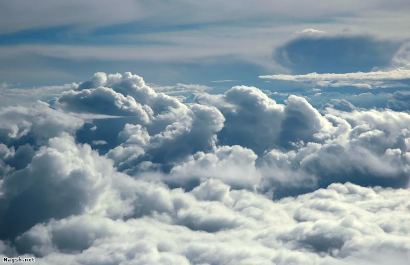 پاورپوینت کامل با عنوان انواع ابرها و بارندگی در 33 اسلاید