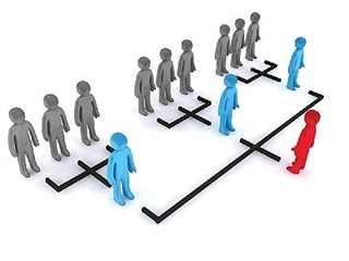 پاورپوینت کامل و جامع با عنوان اصول و مفاهیم کلی سازماندهی در 28 اسلاید